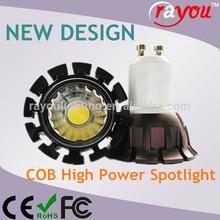 Epistar/Osram led spotlight 3w, mini led spotlight AC100-240V, led light mini spot for furniture decoration
