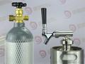 de verrouillage à bille co2 soda siphon