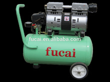 1.1*4kw 1.5*4hp 7bar free oil and silent Chinese brand mini air compressor