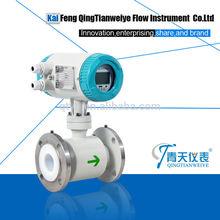 stainless steel EMF flow meter