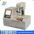 Hzbs- 3 diesel automático de punto de inflamación probador de aparato