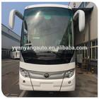 55 seater Diesel Foton AUV Coach Bus Left Hand Drive