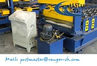 Clip Lock&Concealed Roof Roll Forming Machine from China