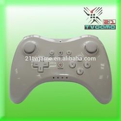 2014 new wireless gamepad joystick for WII U pro controller for wii u console