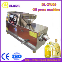 Professional and energy saving commercial used oil cold press machine