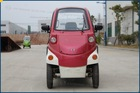 Used in community/golf course cheap mini electric car