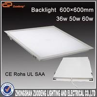 New design 36w 50w 60w 600x600 hydroponic lamp 225 led grow light panel red blue