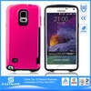 multifunctional panda silicon case for samsung galaxy note 4