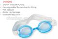 profesional de gafas de natación