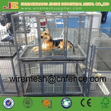 Pet Cages Carriers Houses Welded Type and Dogs Application Pet Play Dog Cage