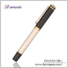 Stationery items for gift ballpoint pen manufacturer metal ball pen