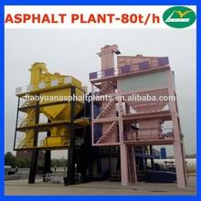 Popular Colorful Asphalt Mixing Plant 80TPH