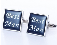 BEST MAN cufflinks 2015 NEW wholesale cufflinks