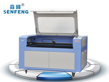 New 80w Co2 Senfeng acrylic laser cutter craft