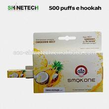 500/800 puffs e hookah e-cigarette sapphire e cigarette disposible e pen