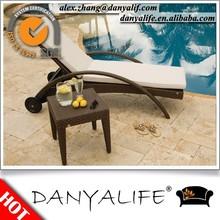 DYLG-D210E Danyalife Outdoor Rattan Wicher Leisure K.D. Lounger