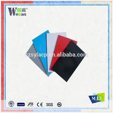 Hot sale changzhou wecan decoration material acm