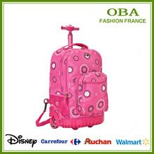 2015 trolley school bags for girls child school bag,used school bags for teenagers, bag school