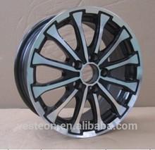 aluminium alloy wheel rims 10-30 inch with suv,via,tuv,tse,jwl