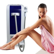 Long lifetime quick delivery hair removal and laser skin lightener
