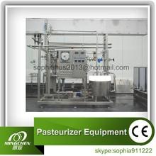 Milk Plate Pasteurization Machine