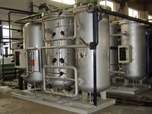 300Nm3/h and 99.99% pressure swing adsorption Nitrogen gas Plant