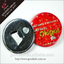 Guangzhou Factory manufacture custom personalized bottle opener
