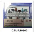 Dental diamond bur/prata- mercúrio liga kit de polimento( intra- oral simples pacote)
