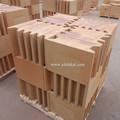 300x400x75mm refratário fire clay laje