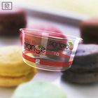 T.P700 PLA 24oz 700ml transparent bowl - biodegradable plastic containers