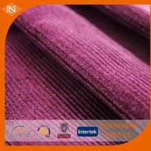 100% cotton 11 wales spandex corduroy fabric stocklot wholesale China supplier