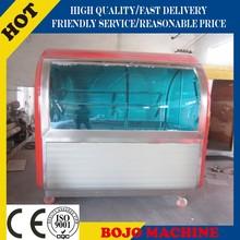 Fv-22a nova de venda automática bicicleta / food vans / caminhão de alimentos