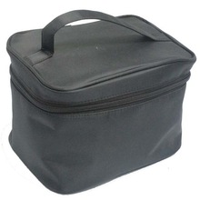 Carry on bag type professional makeup box cosmetic bag