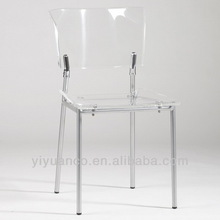 2014 white wedding armchair. Acrylic chair / wood armchair /louis chair
