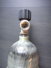 China supply self contained breathing apparatus Carbon fibre cylinder/ positive pressure air breathing apparatus