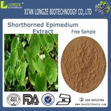 epimedium pubescens maxim p.e./epimedium sagittatum extract powder/icariin powder