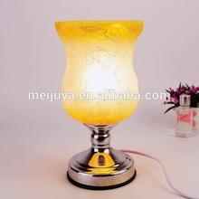 Meijuya wholesale oil burner fragrance lamp led lights decoration
