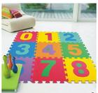 Supply eva foam cushion fabric for children , mats