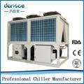 Protección de la seguridad CE 405kw Industrial de aire refrigerado por que se utiliza en botella de agua equipo de llenado