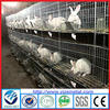 wire mesh double rabbit cage for sale