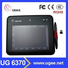 Ugee brand UG6370 6*4 inches cute drawing tablet for kids