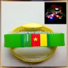 Wholesale LED Bracelet For Party Bar Festival Celebration Flash Light Up Bracelet Led