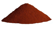 Industry grade red colors iron oxide red pigments
