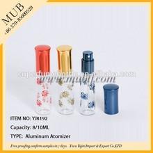 Printing Flower And Customized Parfum Spray