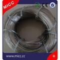 Alta resistência do fio macio/brilhante/99.5 recoze fio de níquel puro na bobina