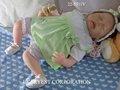 Candy silicone renaît poupées pour les prix de vente/poupée./poupée de mode