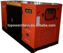 portable silent power generator with Wattek alternator