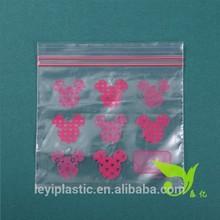 Food & Fruit Bag, Food Contact Zip Lock Bags Packed in Color Box