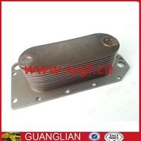 6CT desel engine part oil cooler core 3974815