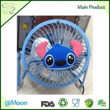 4 inch promotion unique mini usb fan computer fan